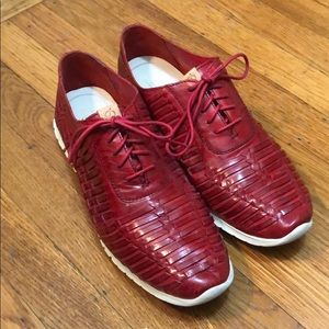 Cole Haan Zero Grand Hurache Oxford sneakers